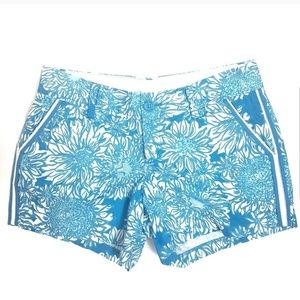 Lilly Pulitzer Blue Lion in the Sun Callahan Short
